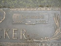 Beryl Catherine <i>Hambergh</i> Anacker