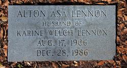 Alton Asa Lennon