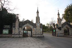 Morden Cemetery