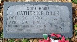 Catherine <i>Watson</i> Dills