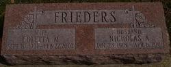 Nicholas A. Frieders