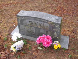 Jake E. WIKE Wyke