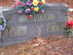 Mary Hilda <i>Gibson</i> Ammons