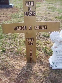 Carol L. Brown