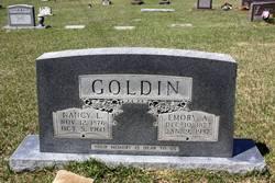 Emory Agetha Goldin