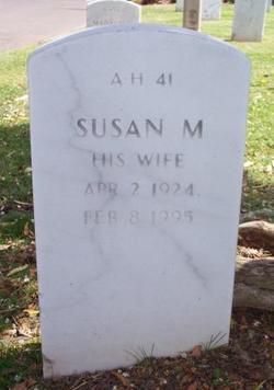 Susan M Albritton