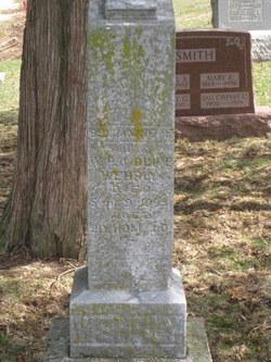 Benjamin F. Wehrly