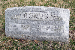 Grace May Gracie <i>Burns</i> Combs