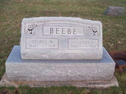 Jenny <i>Robinson</i> Beebe