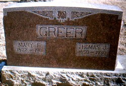 Thomas Jefferson Greer