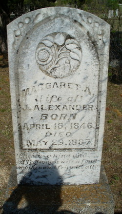 Margaret A. <i>Blair</i> Alexander