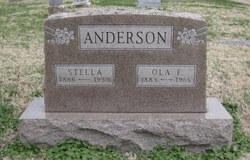 Estella May Stella <i>Young</i> Anderson