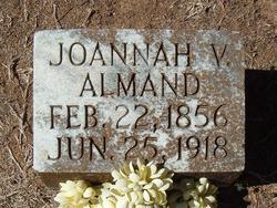 Joannah V <i>Daniell</i> Almand