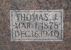 Thomas Jefferson Tyner