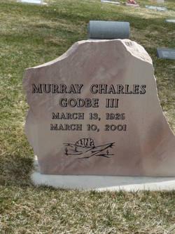 Murray Charles Godbe, III