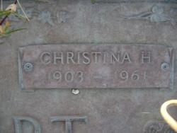 Christina <i>Hermes</i> Postert