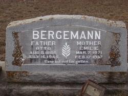 Emilie <i>Haag</i> Bergemann