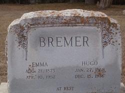 Emma <i>Haag</i> Bremer