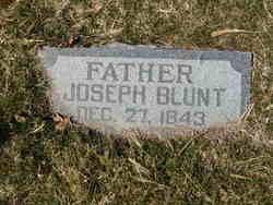 Joseph Nixon Blunt