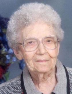 Alfreda Anna Wilhelmina <i>Schaffner</i> Becker