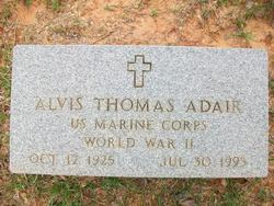 Alvis Thomas Adair