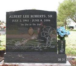 Albert Lee Roberts, Sr
