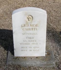 Claude Curtis