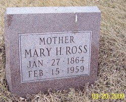 Mary Hay Ross
