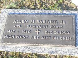 Allen M Barrier, Jr