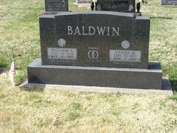 Vanda M <i>Pietrafesa</i> Baldwin
