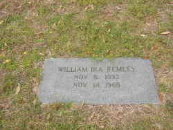 William Ira Remley