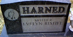 Evelyn <i>Rishel</i> Harned
