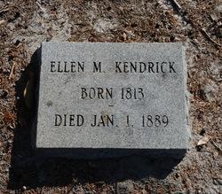 Ellen M Kendrick