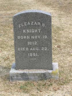 Eleazar B Knight