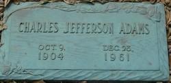Charles Jefferson Adams