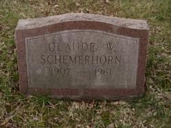 Claude William Schemerhorn