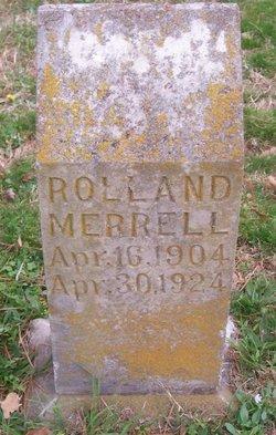 Rolland Merrell