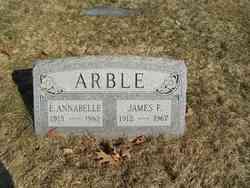 James F Arble