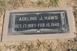 Mary Adeline <i>Johnson</i> Haws