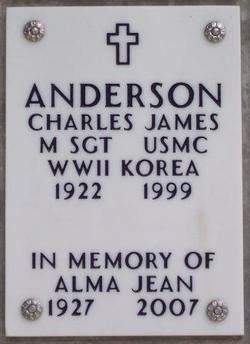 Alma Jean Anderson