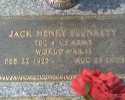 Jack Henry Plunkett