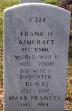 Frank H. Ashcraft