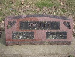 Cora Alice <i>Rusmisel</i> Wolfe