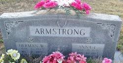 Anna <i>Canady</i> Armstrong