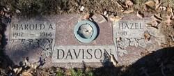 Hazel Liddia <i>Wolfe</i> Davison Cundiff