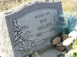 Dane Ahlgren