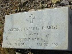 George Everett DeMoss