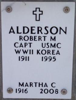 Martha Carolyn Alderson