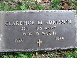 Clarence M. Adkisson, II