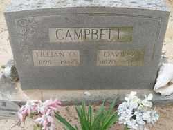 Lillian Ora <i>Redus</i> Campbell